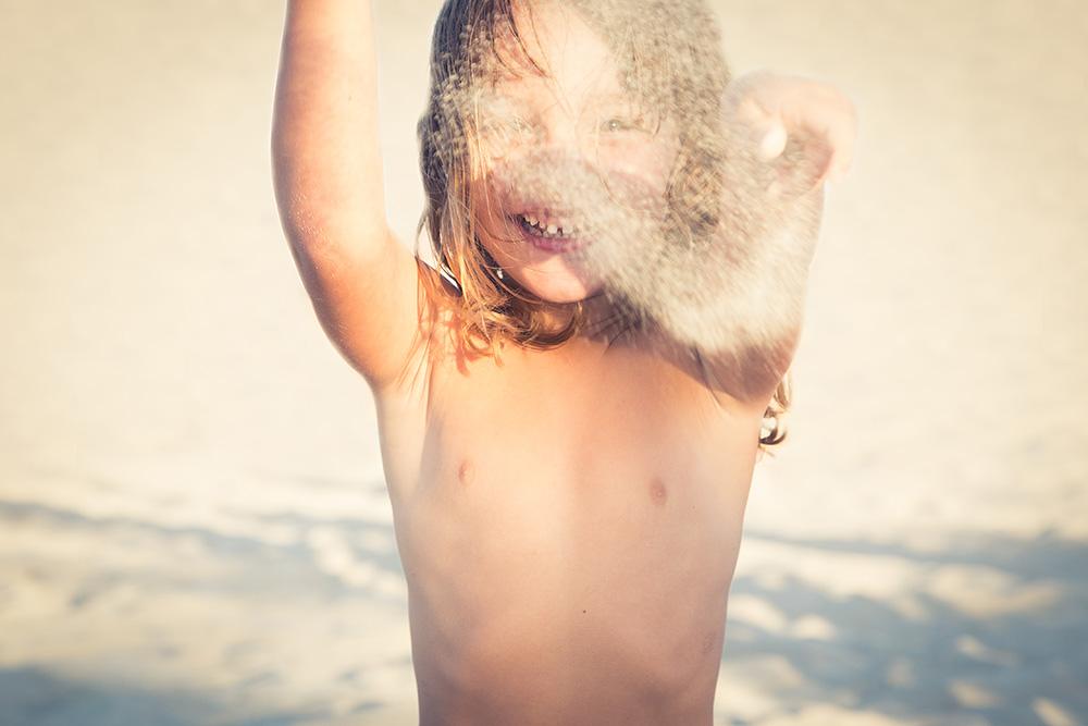 Salitre y arena
